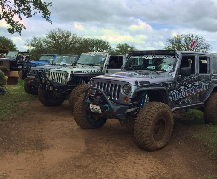CAMP - Offroad Park Texas